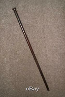 Antique Lightweight Wooden Tippling Gadget Walking Stick/Cane 86cm