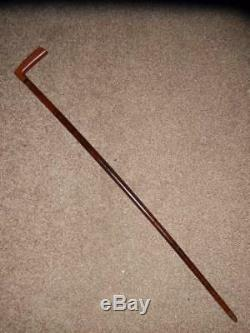 Antique Wooden Washer Walking Stick/Cane. 35.1/2 476 grams