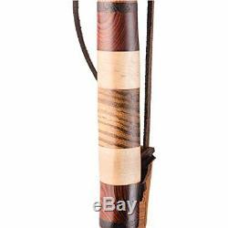 Hiking Walking Trekking Stick Handcrafted Wooden Walking & Hiking Stick M