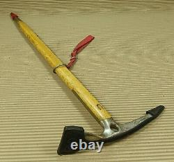 Wooden Walking Stick Cane Ice axe STUBAI