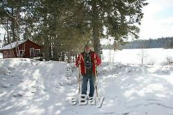 72 Marche En Bois Grand Bâton, Corde Poignée Longe, Big Randonnée Trekking Pole USA