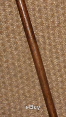 Bâton De Marche En Bois Massif Avec Gants Antler 83cm