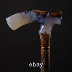 Magic Cane Fabulous Walking Stick Pour Gift Handmade Wooden Artwork