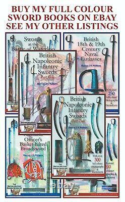 Unique C. Ww1 Armée Britannique Grenadier Guards Art Des Tranchées Bâton De Bois Bâton De Marche
