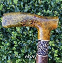 Walking Cane Walking Stick Handmade Wooden Cane Exclusive And Unique Design X3